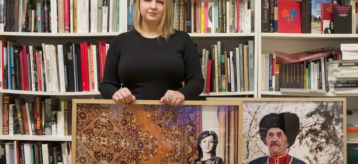Bei der Fotokünstlerin Anastasia Khoroshilova stehen immer Menschen im Mittelpunkt der Arbeit.