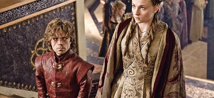 Tyrion und Sansa Hochzeit Game of Thrones