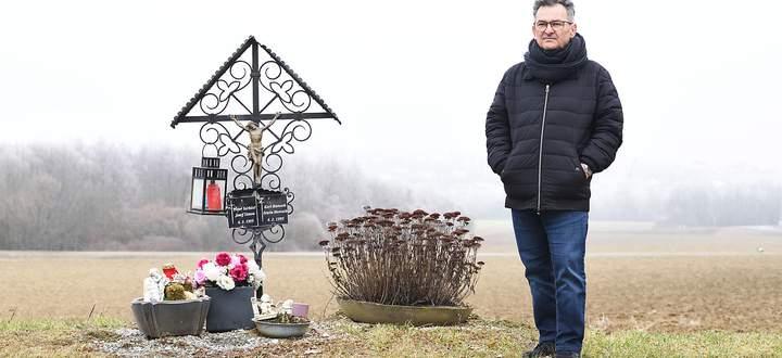 Emmerich Gärtner-Horvath war nur Stunden nach dem Attentat vor Ort.