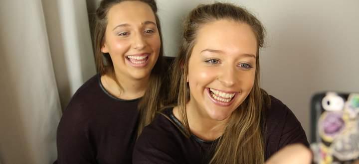 Die Irin Ciara Murphy und die Britin Cordelia Roberts trafen einander zufällig in Bremen.