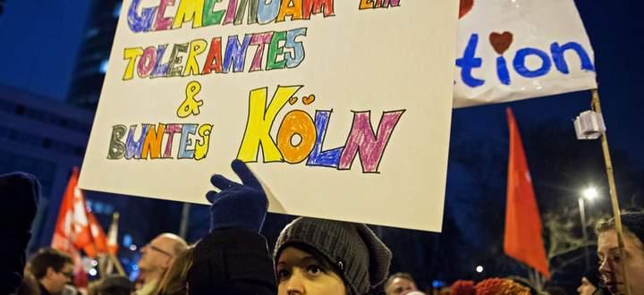 GERMANY PROTESTS ANTI PEGIDA