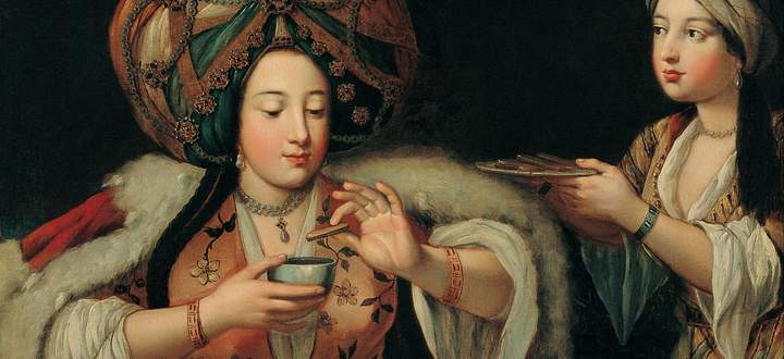 """Kaffee hatte in Wien als Geschenk des osmanischen """"Erzfeindes"""" zunächst einen bitteren Beigeschmack."""