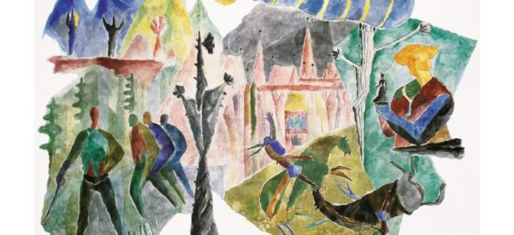 """Max Weiler sorgte vor 65 Jahren mit seinem Werk """"Innsbrucks Geschichte"""" für einen Skandal."""