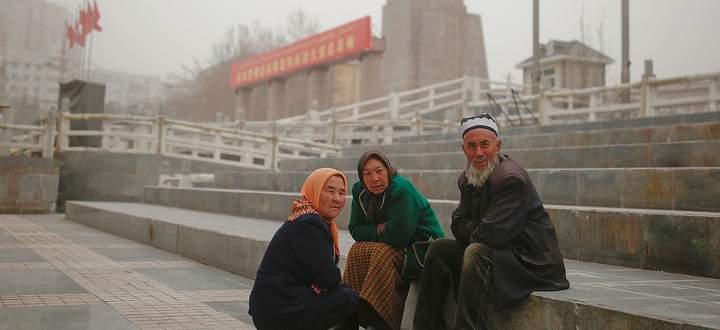 Besonders ins Visier nimmt Chinas Regime die muslimischen Uiguren in der Provinz Xinjiang, auch beim Aufbau einer DNA-Datenbank.