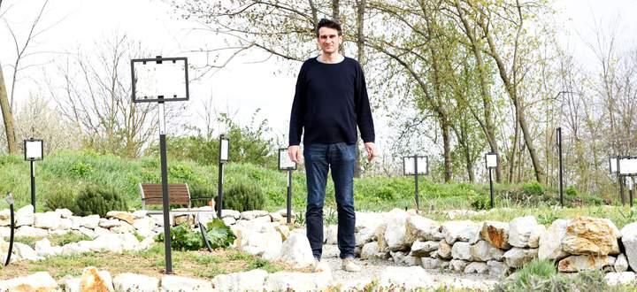 Hannes Pinterits widmet sich in seiner Gewürz- und Ölmühle Safranoleum Gewürzen mit Tradition.