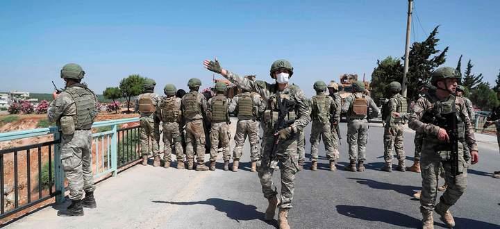 Truppenstärke Türkei