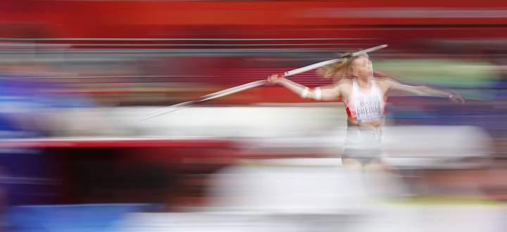 Verena Preiner auf fdem Weg zu Bronze: Österreich ist mit zwei Medaillen in der Weltspitze angekommen.