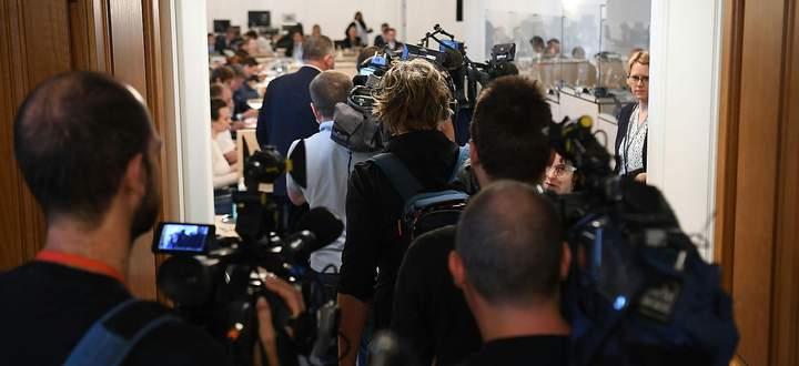 Großes Medieninteresse beim Ibiza-U-Ausschuss