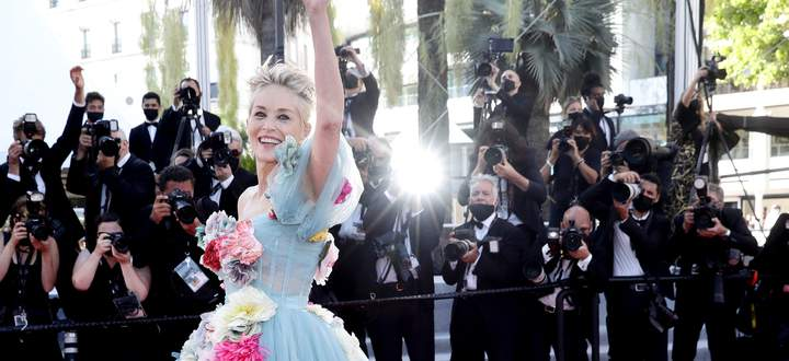 The 74th Cannes Film Festival - Opening ceremony - Red Carpet Arrivals