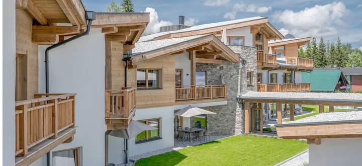 Luxus & Freiraum im AlpenParks Chalet & Apartment Alpina Seefeld