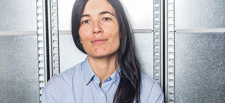 """Eva Sangiorgi: """"Meine Cinephilie wurde geweckt durch das nächtliche TV-Programm."""""""