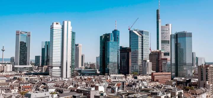 Der Finanzplatz Frankfurt wird auch wegen des