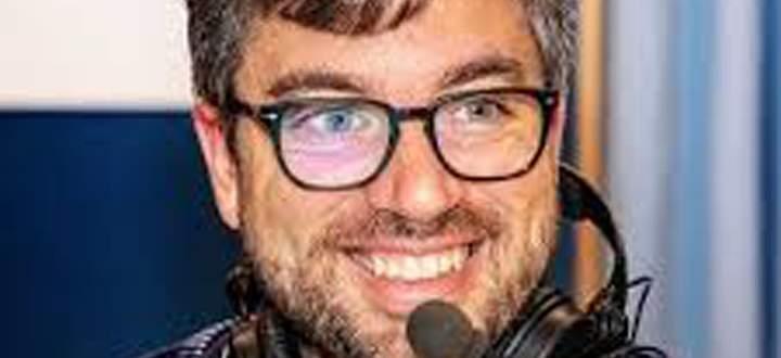 """Domani""-Chefredakteur Stefano Feltri."