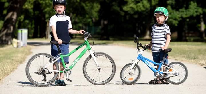 In vielen Familien sind Woom-Räder heute kaum mehr wegzudenken.