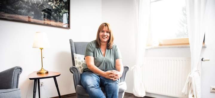 Sabine Dreier leidet, wie ihre zwei Söhne, am Aufmerksamkeitsdefizit-Hyperaktivitätssyndrom. Um ihnen und sich selbst zu helfen, wurde sie Coach.