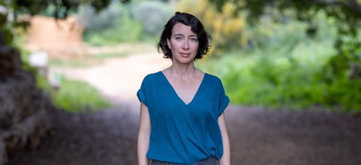 Die israelische Schriftstellerin Ayelet Gundar-Goshen arbeitet auch als Psychologin.