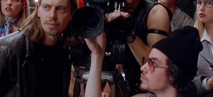 """Herrlich planlos: die Bande um Steve Buscemi in """"Living in Oblivion""""."""