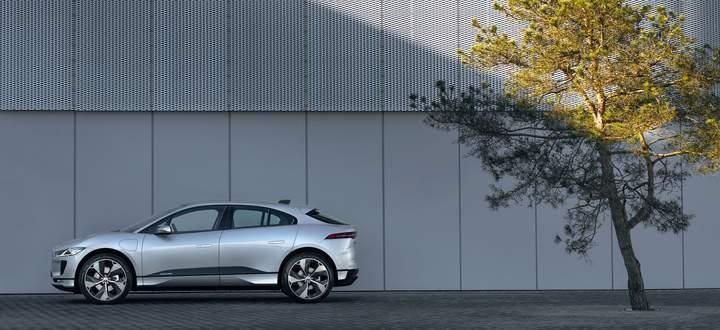 Imposante Performance: Der I-Pace ging 2018 als Jaguars fast überraschender Elektropionier an den Start.