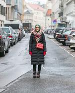 Hebah Nigm trägt seit zehn Jahren Kopftuch. Bewusst und freiwillig.