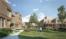 Projekt Auenweide in St. Andrä-Wördern: Der Baustart soll in diesem Sommer erfolgen.