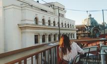 Die Jungen zieht es wieder heim – wie hier nach Bukarest.