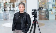 """Sophie Huber-Lachner ist durch Zufall auf das """"Co-Learning Wien"""" gestoßen. Jetzt macht sie einen Film darüber."""