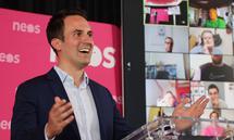 Wiener Neos-Chef Christoph Wiederkehr: Am besten kann man in einer Regierung kontrollieren