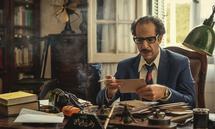 Dr. Refaat (Ahmed Amin) raucht viel und wird von einem Geistermädchen aus seiner Kindheit verfolgt.