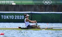 Rowing - Women's Single Sculls - Semifinal A/B 2
