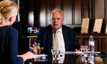 """""""Wir werden es, so lange es verantwortbar ist, durchhalten"""", sagt Rektor Heinz Engl zum Thema Präsenzlehre an der Uni."""