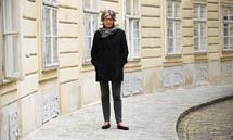 Für Cecily Corti war die Verantwortung, einen Beitrag zu leisten, ausschlaggebend, sich sozial zu engagieren.