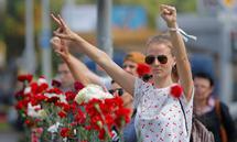 Proteste am Dienstag in Minsk