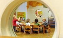 Symbolbild: Kindergarten