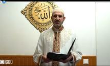 Die Predigt von Imam Mahmut Yavuz auf der Facebook-Seite der IGGÖ.