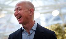 Jeff Bezos konnte seinen Rang als reichster Mensch der Welt weiter ausbauen.