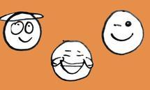 Codes. Lächeln kann vieles sein: von der Verlegenheit bis zur Glückswelle. Nicht immer ist es angesagt, die Zähne zu zeigen, und es hängt auch vom Kulturkreis ab.