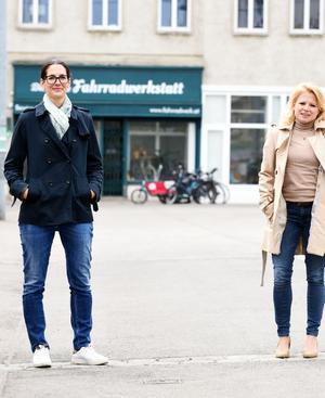 Lisi Molzbichler und Ruth Gabler-Schachermayr beraten Mütter, wie sie zu mehr Zeit kommen.