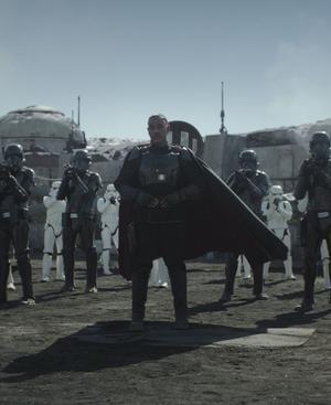 """""""Star Wars"""" ohne Absurditäten: """"The Mandalorian"""" ist ein Weltraum-Western im besten Sinne."""
