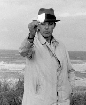 Joseph Beuys in Scheveningen
