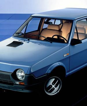 Extravaganz im Massenmarkt: Der Golf-Konkurrent Fiat Ritmo wurde ab 1978 gebaut.