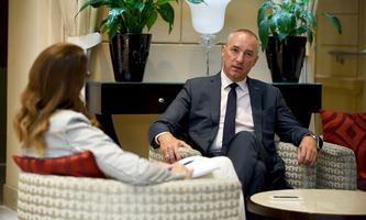 """""""Wir müssen verhindern, dass ein weiteres Sparpaket notwendig wird"""", sagt Robert Chvátal."""