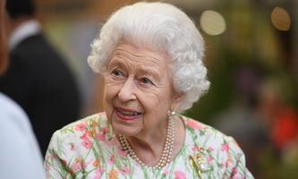 Queen Elizabeth II. im Juni 2021.