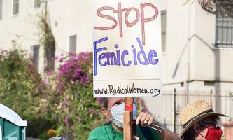 """Seit den 1990er Jahren vor allem in Lateinamerika gebräuchlich: """"Femicide"""""""