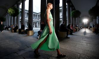 Boss Spring/Summer 2021 women´s and men´s collection in Milan