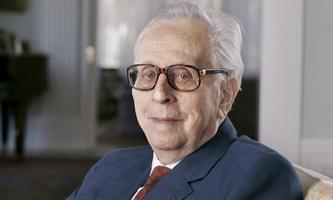 Bestsellerautor und Gesellschaftskritiker Johannes Mario Simmel.