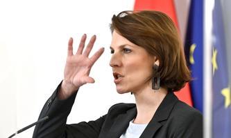 Verfassungsminister Karoline Edtstadler