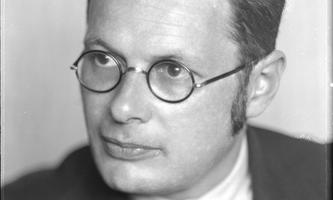 """Für Carl Zuckmayer ist er """"der stärkste Lyriker seit Georg Trakl"""": Theodor Kramer."""