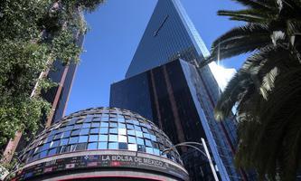 Mexiko ist eines der Länder, die Fondsmanager Mike Riddell im Blick hat. Im Bild – die Börse in Mexico City.