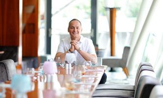 Bernd Schlacher feiert am kommenden Mittwoch die Eröffnung des neuen Headquarters.