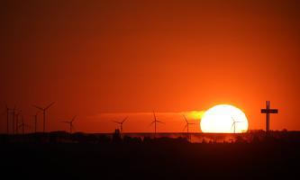Sonnenuntergang bei Erfurt. Erfurt, 05.08.2020 *** Sunset near Erfurt Erfurt, 05 08 2020 Foto:xT.xBartillax/xFuturexIma